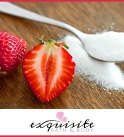 sugared strawberry flavor oil